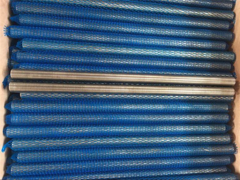 nikkeliseos inconel601 / 2.4851 trapetsimuotoinen kierretanko uusia tuotteita