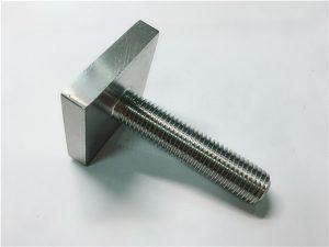 No.105-Nickel Cooper monel400 neliöpulttikiinnitys n04400