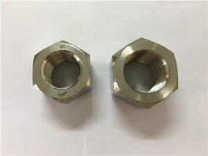 Nro 1.1 - Nikkeliseoksen A453 660 1,4980 kuusioksimutterien valmistus