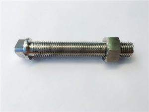 No.27-AISI SAE 347 ruostumattomasta teräksestä valmistettu kiinnike
