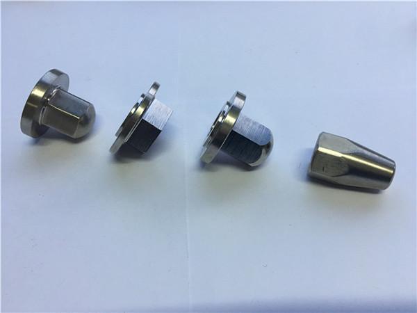 ruostumattomasta teräksestä valmistettu standardimutteri m6-m64 ss304 316 321