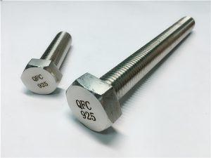 No.59-Incoloy 925 pultin mutterien aluslevyt, alumiini825925 kiinnitin