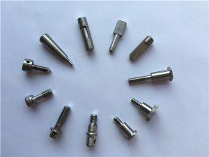 No.65-titaani kiinnittimien akselin pultit, titaanipyörän moottoripyörien pultit, titaaniseososat