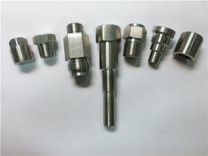 No.67-Korkealaatuinen OEM-sorvi koneen ruostumattomasta teräksestä valmistettuja kiinnittimiä, jotka on valmistettu CNC-työstöstä