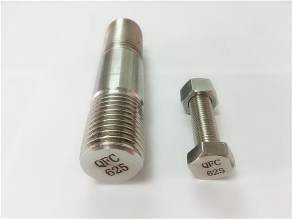 inconel 625 kiinnikkeet nikkeliin