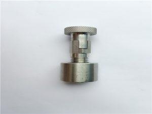 No.95-SS304, 316L, 317L SS410 Kierrepultti pyöreällä mutterilla, epästandardit kiinnikkeet