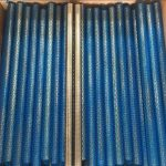 s32760 ruostumattomasta teräksestä valmistettu kiinnike (zeron100, en1.4501) kokonaan kierteitetyt tangot)