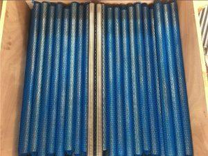 S32760 ruostumattomasta teräksestä valmistettu kiinnike (Zeron100, EN1.4501) kokonaan kierretanko1)