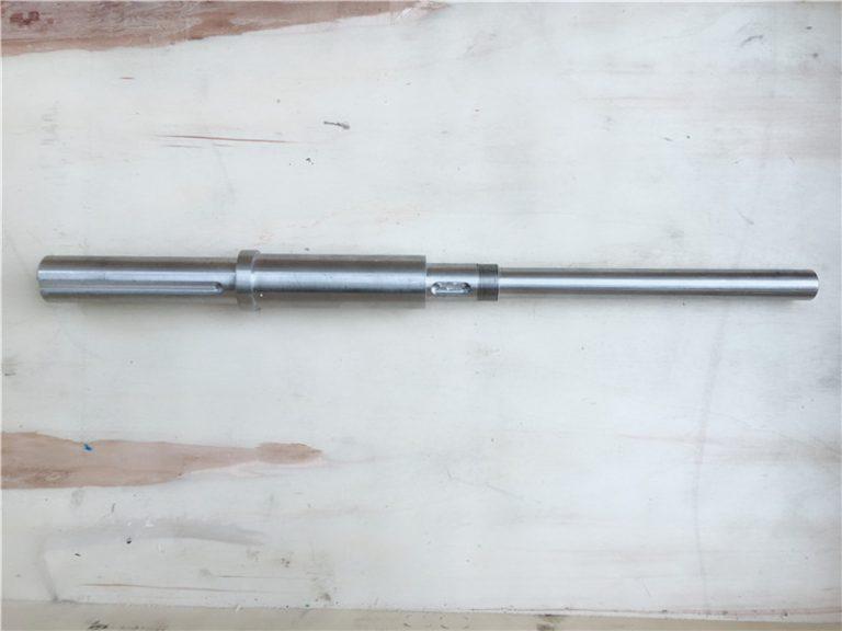 räätälöity ruostumattomasta teräksestä valmistettu, CNC-koneistettu veneen kiinnityspultti